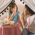 Teaching Little Girls Etiquette