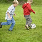 Fun Soccer Games for Kindergarten Children