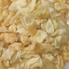 Granulated Onion vs. Dried Chopped Onion