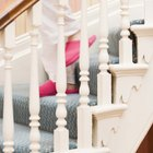 How to Keep Children From Climbing Over a Banister