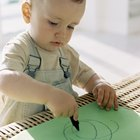 Open-Ended Art Activities for Infants