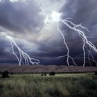 Are Cell Phones Safe in a Lightning Storm?