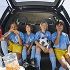 Quick Healthy Snacks for the Kids' Soccer Team