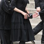 Etiquette for a Funeral Visitation Dress