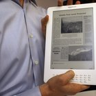 E-readers give you a library at your fingertips.