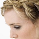 How to Braid Your Hair Like a Greek Goddess