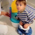 Regressing in Potty Training