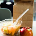 Healthy Lunch Meals to Take to School