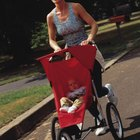 How to Train for a Half Marathon When Pushing a Stroller