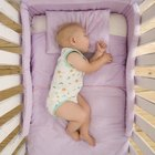 The Size Difference Between a Portable Crib & Regular Crib