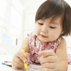 Painting Activities With Finger Paints for Infants & Toddlers