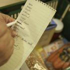 Grocery List for the Pregnant Mom