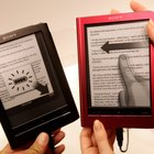 How to Transfer Books From Sony Reader to Kindle