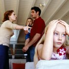 How Parents' Conflict Affects Children