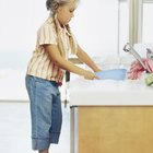 Examples of Chores for Kids