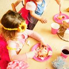 Table Settings for Kids' Parties