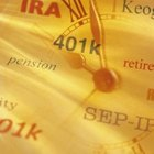 Tax Laws for Filing on 401(k)s