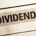 List of Stocks & Dividend Dates