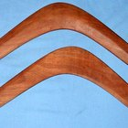 How to Make an Aboriginal Boomerang
