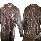 How to Recondition a Leather Coat