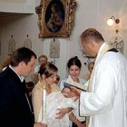 How to choose godparents for a Roman Catholic baptism