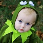 Ideas for a Frog Costume