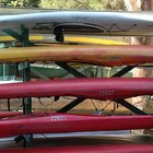 A Homemade Kayak Rack for a Pickup