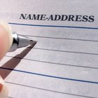 How to Find Somebody's Address