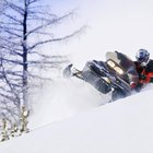 How to Change a Ski-Doo Snowmobile Track