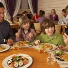 Restaurants with Fun Games for the Kids