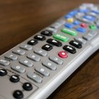 A universal remote can search for the code it needs to sync to your TV.