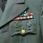 How to Place Awards on an Army Dress Uniform