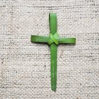 How to Make a Cross From a Palm Leaf
