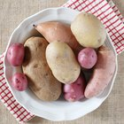 List of Different Types of Potatoes