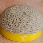 How to Crochet a Kippah