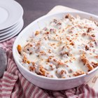 How to Make Baked Mostaccioli