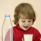 The calcium in dairy products is critical for strong bone growth.