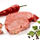 Beef is a popular protein source.