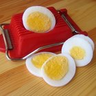 The white portion of the egg contains more than half the protein and very little fat.