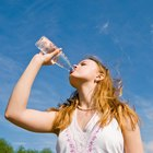 Drink an adequate amount of water for your needs every day.