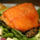 Choose fish with a low mercury level, such as salmon.