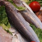 Mackerel is a good source of omega-3 fatty acids.