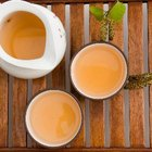 Green tea helps increase metabolism.
