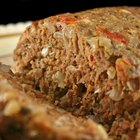 Add vegetables to a meatloaf recipe as a way to meet your daily vegetable needs.