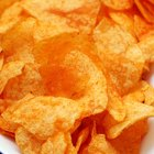 Chips are high in trans fat.