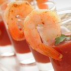 Exercise caution with cocktail sauce: 2 tablespoons provide over 280 milligrams of sodium.