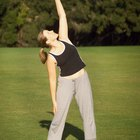Proper stretching is an important element of an exercise program.