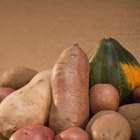 The Carbohydrate Values of Sweet Potatoes and White Potatoes
