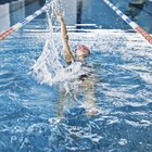 How to Go Faster Underwater During a Backstroke