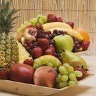 As fruit is a rich source of fiber, the absorption of its sugars is slowed.